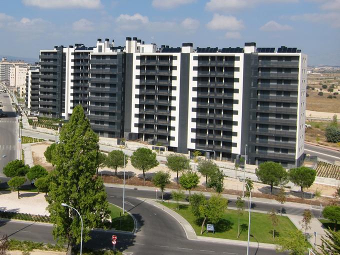 Domus prosolim vivienda protegida libre y unifamiliar - Viviendas en tres cantos ...